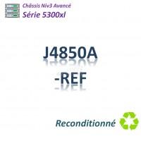 HPE/Aruba 5300xl Refurbished Chassis 4 slots libres