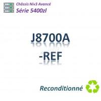 HPE/Aruba 5400zl Refurbished Chassi 96G_8slots
