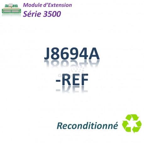 HPE/Aruba 3500 Refurbished Module 2x CX4/X2