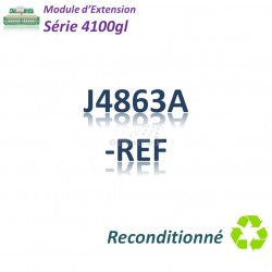 HPE/Aruba 4100gl Refurbished Module 6x 1GBase-T