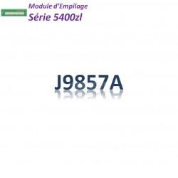HPE/Aruba 5400zl Module d'administration_2x 10Gb_1Gb_HDD