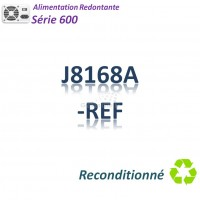HPE/Aruba 600 Refurbished Alimentation 6RPS_2EPS_800w_PoE(408w)