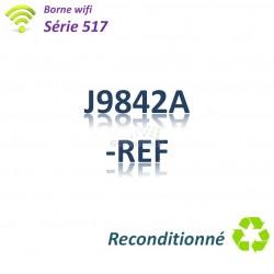 HPE/Aruba 517 Refurbished Borne Wifi 4x 1GBase-T_Antenne Int