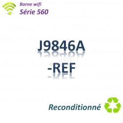 HPE/Aruba 560 Refurbished Borne Wifi 1GBase-T_Antenne Int