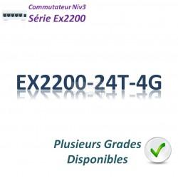 Juniper EX2200 Switch 24G_4SFP