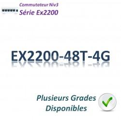 Juniper EX2200 Switch 48G_4SFP