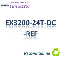 Juniper EX3200 Refurbished Switch 24G_DC_1slot