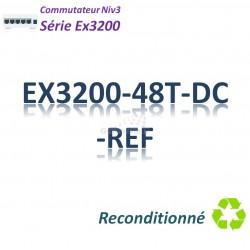Juniper EX3200 Refurbished Switch 48G_DC_1slot