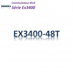 Juniper EX3400 Switch 48G_4SFP/SFP+_2QSFP+