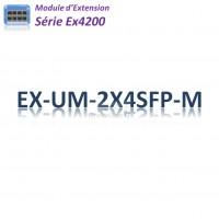 Juniper Module d'extention 2SFP+_4SFP_MACsec Support