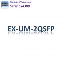 Juniper EX4300 Module d'extention 2QSFP+