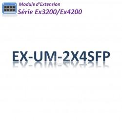 Juniper Module d'extention 2SFP+_4SFP