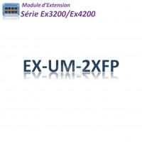 Juniper Module d'extention 2x 10Gb XFP