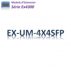 Juniper EX4300 Module d'extention 4SFP/SFP+