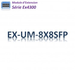 Juniper EX4300 Module d'extention 8SFP/SFP+