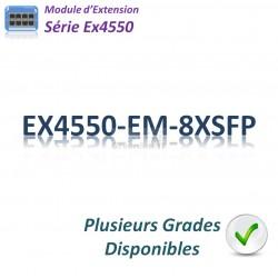 Juniper EX4550 Module d'extention 8SFP+