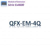 Juniper EX4600 Module d'extention 4QSFP+