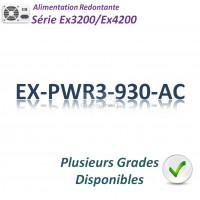 Juniper EX3200/EX4200 Alimentation 930w_AC
