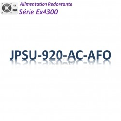 Juniper EX3400 Alimentation 920w_AC_AFO (front-to-back)