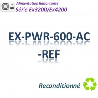 Juniper EX3200/EX4200 Refurbished Alimentation 600w_AC