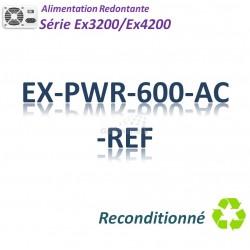 Juniper EX3200/EX4200 Refurbished Alimentation 600w_AC