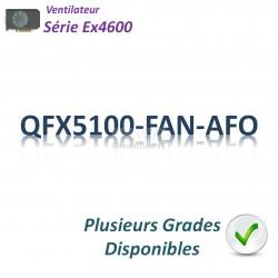 Juniper EX4600 Ventilateur AFO (front-to-back)