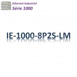 Cisco Industrial 1000 Switch 8G_2SFP_PoE+