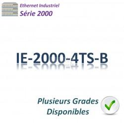 Cisco Industrial 2000 Switch 4x 10/100_2x FE SFP_LAN Base