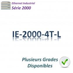 Cisco Industrial 2000 Switch 6x 10/100_LAN Lite