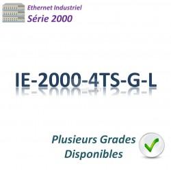 Cisco Industrial 2000 Switch 4x 10/100_2SFP_LAN Lite
