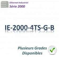 Cisco Industrial 2000 Switch 4x 10/100_2SFP_LAN Base