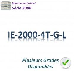 Cisco Industrial 2000 Switch 4x 10/100_2G_LAN Lite