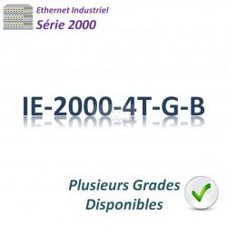 Cisco Industrial 2000 Switch 4x 10/100_2G_LAN Base