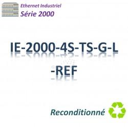Cisco Industrial 2000 Refurbished Switch 4x FE SFP_2 GE SFP_LAN Lite