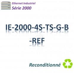 Cisco Industrial 2000 Refurbished Switch 4x FE SFP_2 GE SFP_LAN Base
