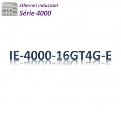 Cisco Industrial 4000 Switch 16G_4x GE SFP combo_LAN Base