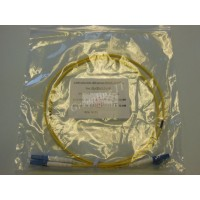 Jarretière optique duplex Monomode OS2 LC-LC 1m