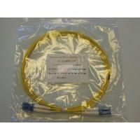 Jarretière optique duplex Monomode OS2 LC-LC 2m