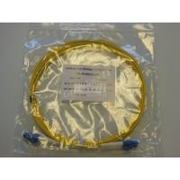 Jarretière optique duplex Monomode OS2 LC-LC 3m