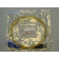 Jarretière optique duplex Monomode OS2 SC-ST 1m