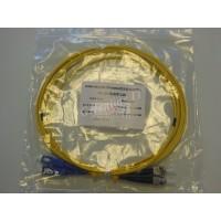 Jarretière optique duplex Monomode OS2 SC-ST 3m