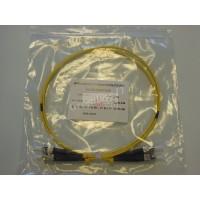 Jarretière optique duplex Monomode OS2 ST-ST 1m