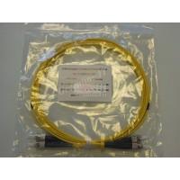 Jarretière optique duplex Monomode OS2 ST-ST 3m