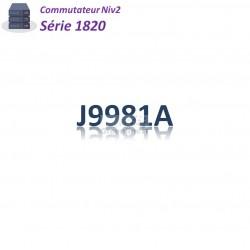 HPE Switch série 1820 Niv2_ 48 port GE_4 port SFP