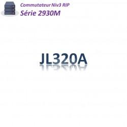 Aruba Switch série 2930M_ 20x GE_4SFP combo_1Slot_PoE+ 740w