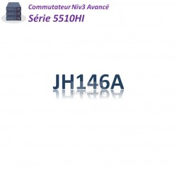 HPE Switch série 5510 HI_ 48 port GE_4 port SFP+_1Slot