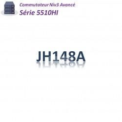 HPE 5510-48G-PoE+ 4SFP+ HI Switch + 1 Slot JH148A