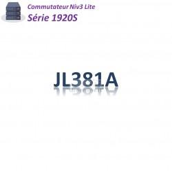 HPE Switch 1920S Niv 3 Lite_ 24 port GE_2 port SFP