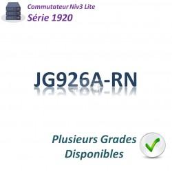 HPE/Aruba 1920 Switch 24G_4SFP_PoE+(370w)