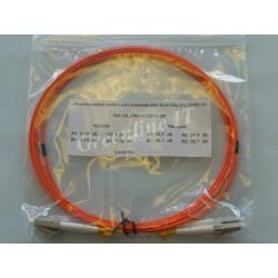 Jarretiere optique OM1 LC-LC 2m